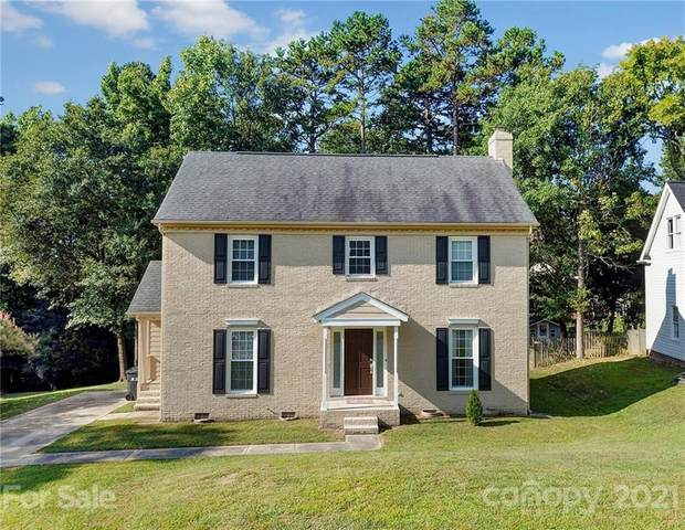 10809 Partridge Cross Lane, Charlotte, NC 28214 (#3783577) :: Love Real Estate NC/SC