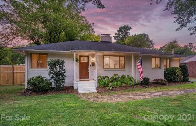 1208 Montford Drive, Charlotte, NC 28209 (#3783593) :: Besecker Homes Team