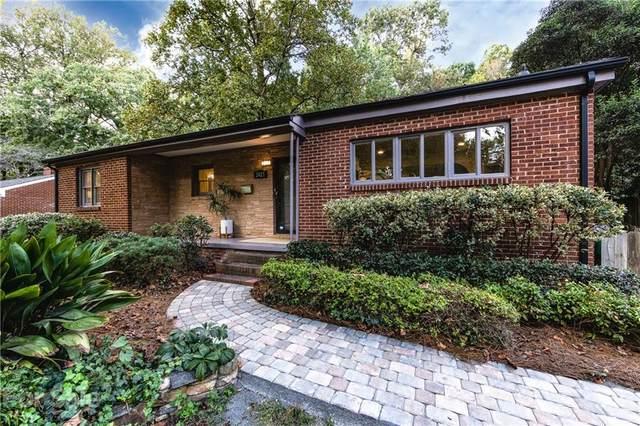 2425 Arnold Drive, Charlotte, NC 28205 (#3783642) :: Cloninger Properties