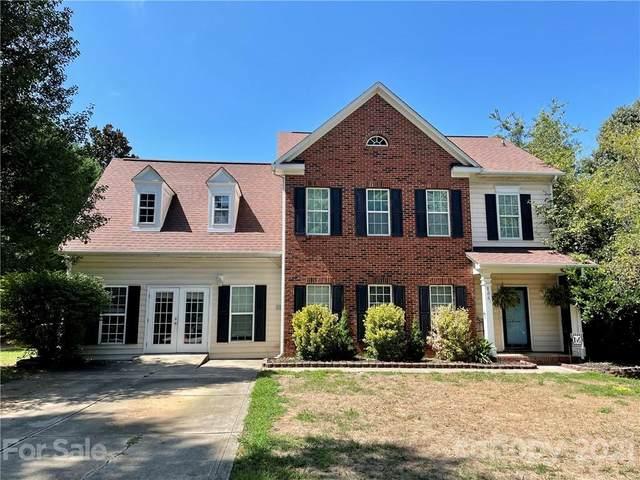 105 Easy Street, Mooresville, NC 28117 (#3783652) :: Besecker Homes Team