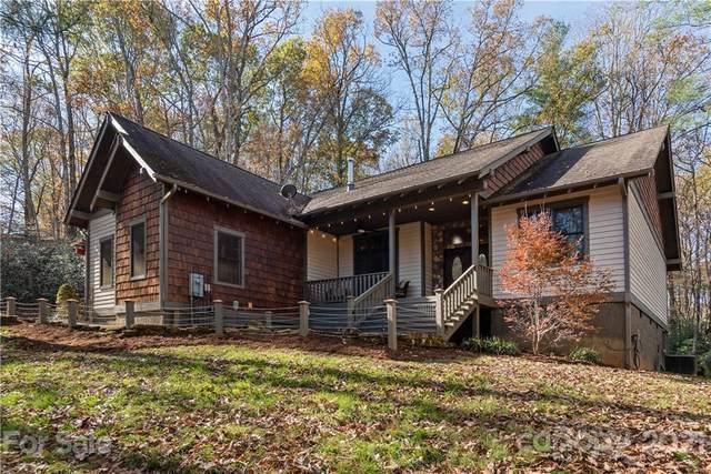 340 Laurel Ridge Road, Pisgah Forest, NC 28768 (#3783655) :: BluAxis Realty