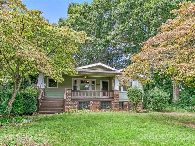 39 Harvard Place, Asheville, NC 28806 (#3783690) :: Caulder Realty and Land Co.