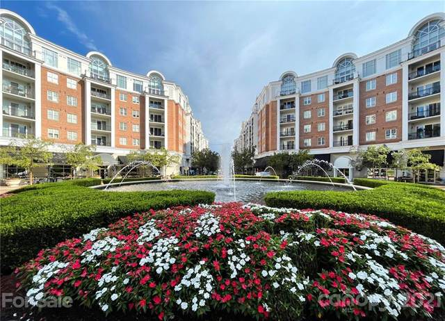 4625 Piedmont Row Drive #508, Charlotte, NC 28210 (#3783719) :: BluAxis Realty