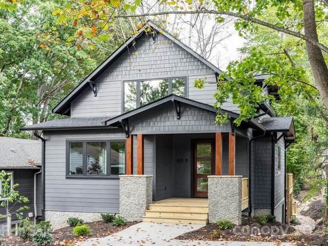 9 Russell Street, Asheville, NC 28806 (#3783729) :: Modern Mountain Real Estate