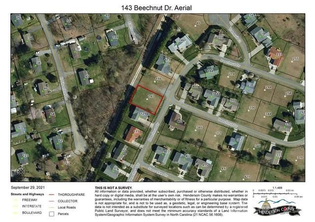 143 Beechnut Drive, Hendersonville, NC 28739 (#3783815) :: Briggs American Homes