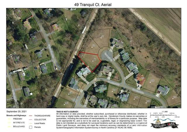 49 Tranquil Court, Hendersonville, NC 28739 (#3783820) :: Briggs American Homes