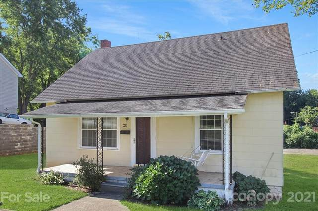 20 1st Street, Marion, NC 28752 (#3783885) :: The Ordan Reider Group at Allen Tate