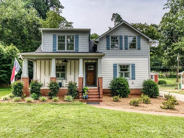 1226 Goodwin Avenue, Charlotte, NC 28205 (#3783886) :: Carlyle Properties