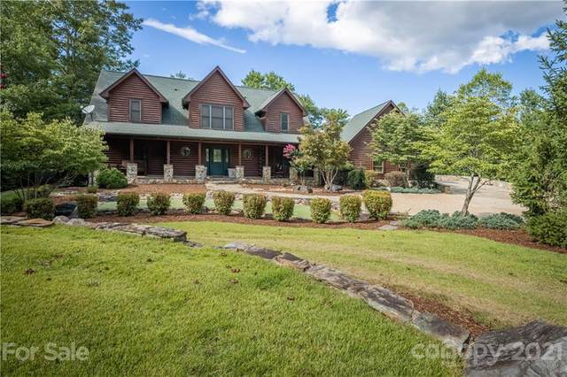 178 Harborside Drive, Nebo, NC 28761 (#3783916) :: High Performance Real Estate Advisors