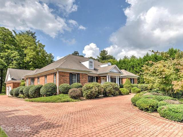 14 Ashley Place, Hendersonville, NC 28739 (#3783931) :: Exit Realty Elite Properties