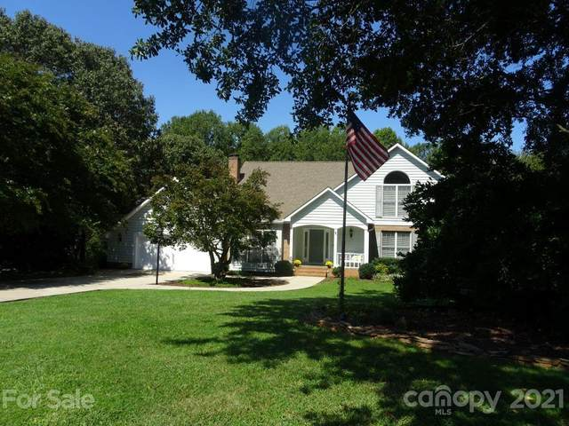 125 Johns Pond Lane, Mooresville, NC 28115 (#3784015) :: Cloninger Properties