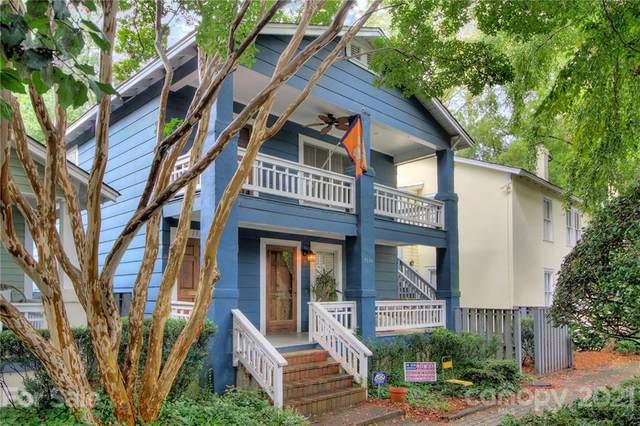 1528 Rensselaer Place A, Charlotte, NC 28203 (#3784018) :: Robert Greene Real Estate, Inc.