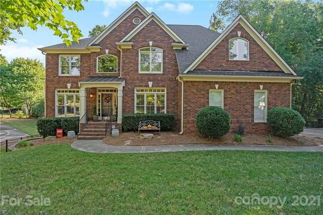 15838 Doyers Drive, Huntersville, NC 28078 (#3784028) :: LKN Elite Realty Group | eXp Realty