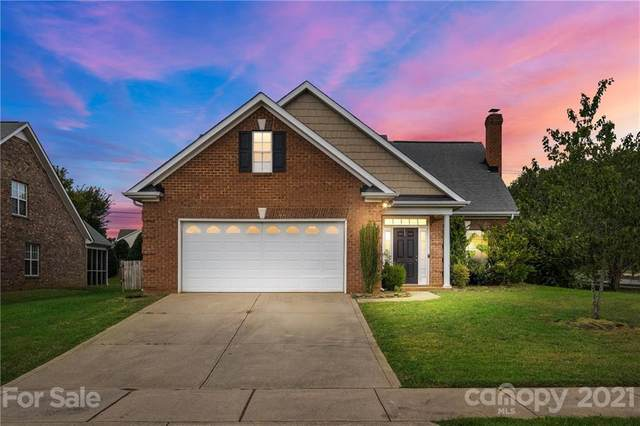 827 Treva Anne Drive, Concord, NC 28027 (#3784073) :: Carlyle Properties