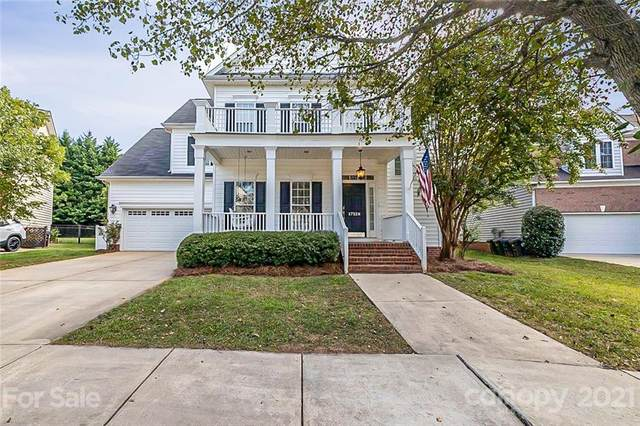17128 Knoxwood Drive, Huntersville, NC 28078 (#3784095) :: Home and Key Realty
