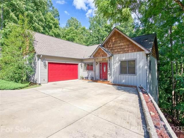 80 Constitution Avenue #16, Waynesville, NC 28785 (#3784108) :: Premier Realty NC