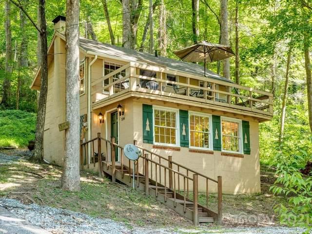 124 Buena Vista Road, Chimney Rock, NC 28720 (#3784144) :: Besecker Homes Team