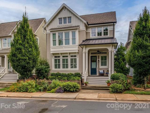 1813 Baxter Street, Charlotte, NC 28204 (#3784204) :: Home and Key Realty