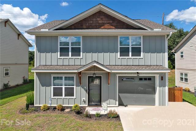 93 Towne Place, Clyde, NC 28721 (#3784261) :: The Petree Team