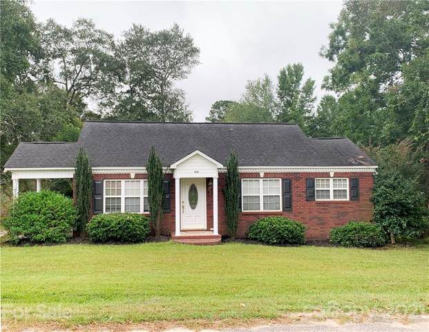 115 Perry Street W, Heath Springs, SC 29058 (#3784280) :: Caulder Realty and Land Co.