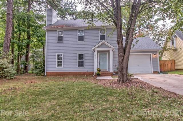 3526 Fortis Lane, Matthews, NC 28105 (#3784288) :: Briggs American Homes
