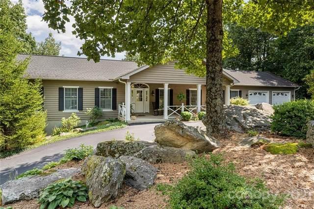 128 Ridge Lane, Flat Rock, NC 28731 (#3784345) :: Homes Charlotte