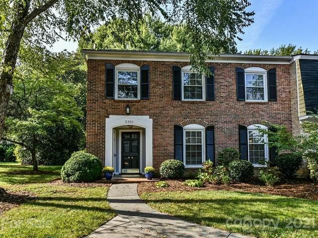 2321 Hayloft Circle, Charlotte, NC 28226 (#3784347) :: Besecker Homes Team