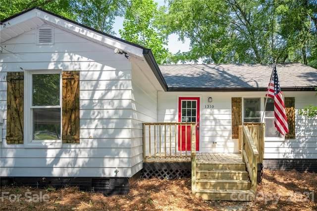 1310 Meadow Avenue, Kannapolis, NC 28083 (#3784384) :: Besecker Homes Team