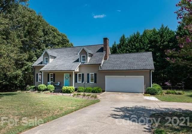 4166 Hemingway Drive, Hickory, NC 28601 (#3784425) :: Besecker & Maynard Group