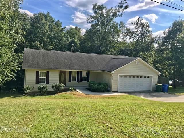 411 Woodcrest Lane, Albemarle, NC 28001 (#3784450) :: Carver Pressley, REALTORS®