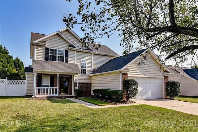 12601 Cumberland Crest Drive, Huntersville, NC 28078 (#3784464) :: Exit Realty Elite Properties