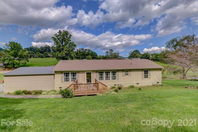 156 Milksick Cove Road, Candler, NC 28715 (#3784476) :: Home and Key Realty