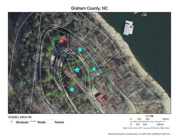 0 Fontana Forest Circle, Robbinsville, NC 28733 (#3784553) :: High Performance Real Estate Advisors