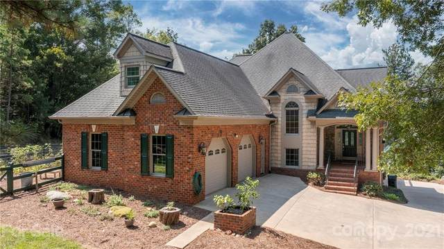 131 Beacon Ridge Drive #15, Stony Point, NC 28678 (#3784568) :: Besecker Homes Team