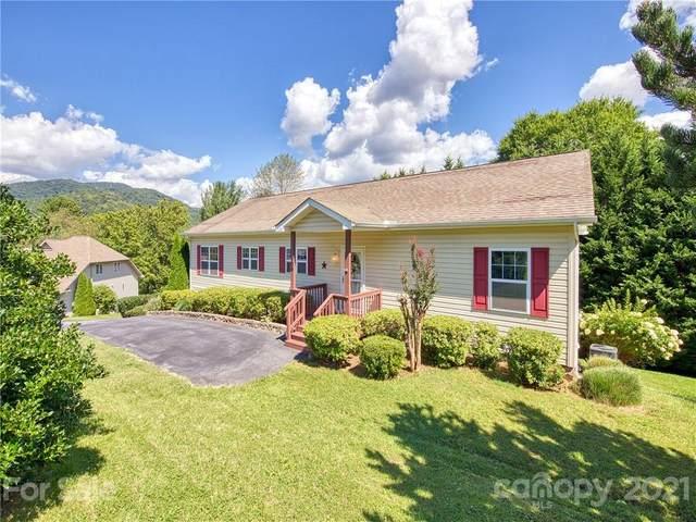 109 Hamlet Park Drive, Clyde, NC 28721 (#3784570) :: Briggs American Homes
