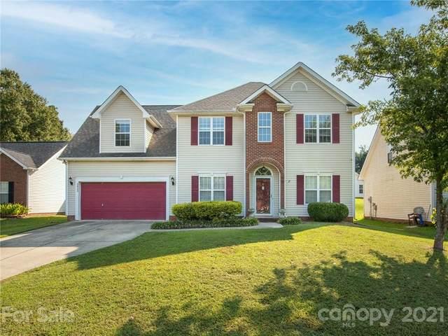 5822 Andrew Ward Avenue, Charlotte, NC 28216 (#3784660) :: Besecker Homes Team