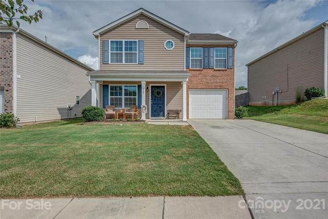 1854 Windy Willow Lane, Dallas, NC 28034 (#3784661) :: Caulder Realty and Land Co.