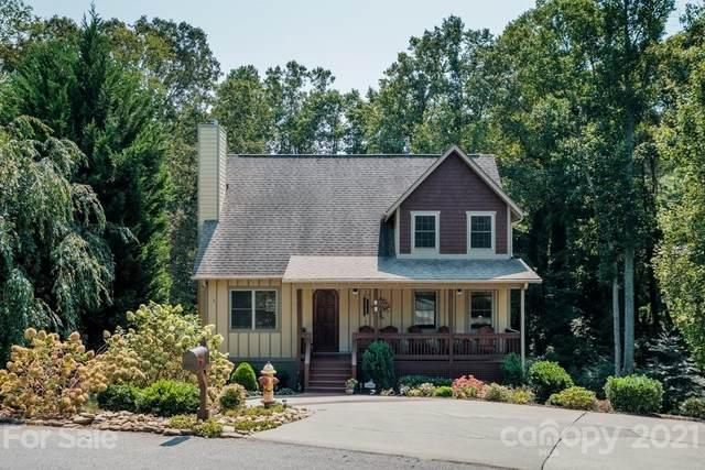 18 Oak Springs Drive, Arden, NC 28704 (#3784663) :: Carver Pressley, REALTORS®