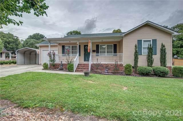 601 N Elm Street, Cherryville, NC 28021 (#3784753) :: Caulder Realty and Land Co.