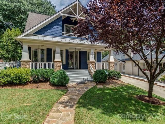 2409 Kenmore Avenue, Charlotte, NC 28204 (#3784754) :: Exit Realty Elite Properties