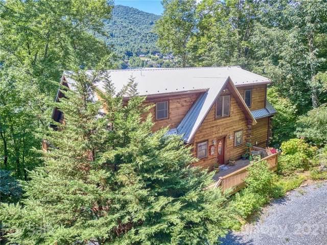 80 Gusty Knoll Trail, Waynesville, NC 28785 (#3784760) :: Briggs American Homes