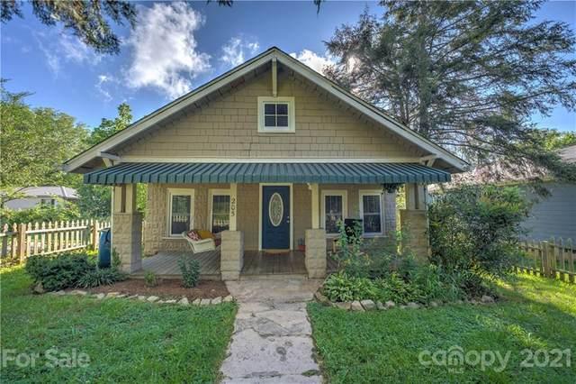 205 Fayetteville Street, Asheville, NC 28806 (#3784773) :: LePage Johnson Realty Group, LLC