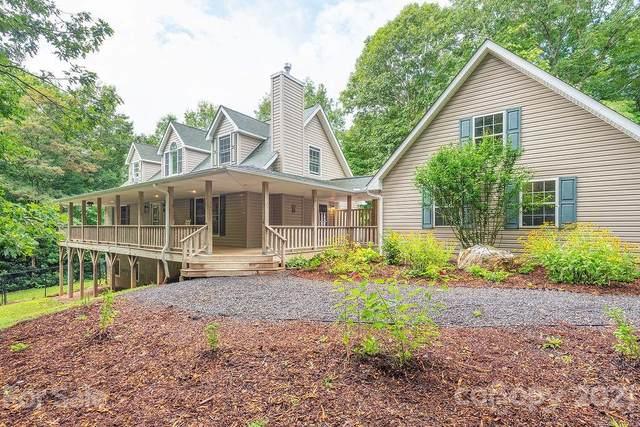 42 Bear Trail, Fairview, NC 28730 (#3784898) :: Briggs American Homes
