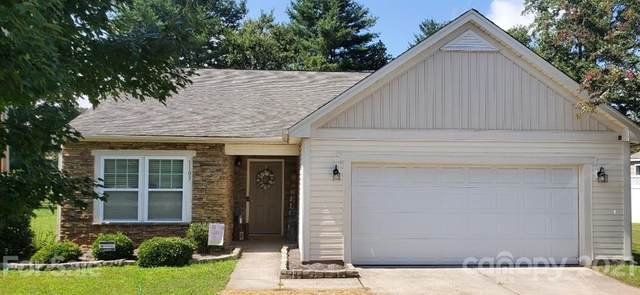 1103 Valley Street, Statesville, NC 28677 (MLS #3784987) :: RE/MAX Impact Realty