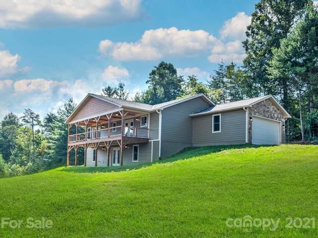 28 Stocksville Ridge, Weaverville, NC 28787 (#3785027) :: Home Finder Asheville