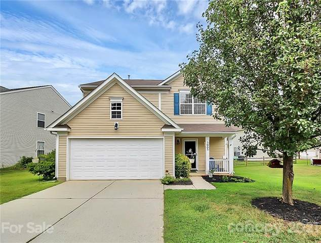 3005 Chimney Wood Trail, Indian Trail, NC 28079 (#3785035) :: Odell Realty