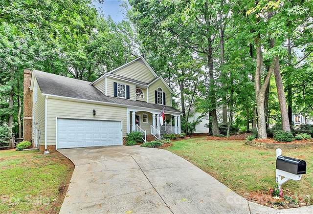 9234 Heritage Woods Place, Charlotte, NC 28269 (#3785050) :: Besecker Homes Team