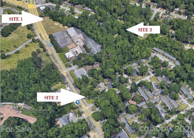 2.2 Acres R17-MF Eastway Drive, Charlotte, NC 28205 (#3785094) :: The Premier Team at RE/MAX Executive Realty