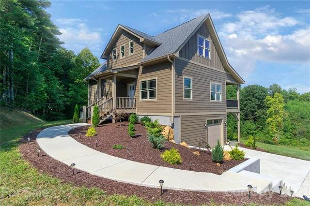 17 Spicebush Lane, Weaverville, NC 28787 (#3785105) :: MOVE Asheville Realty