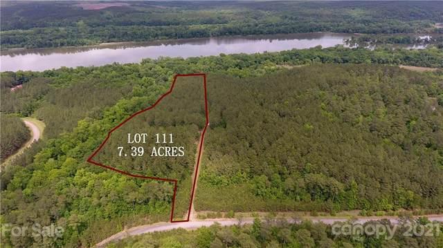 TBD Riverbluff Lane #111, Lilesville, NC 28091 (#3785111) :: Mossy Oak Properties Land and Luxury